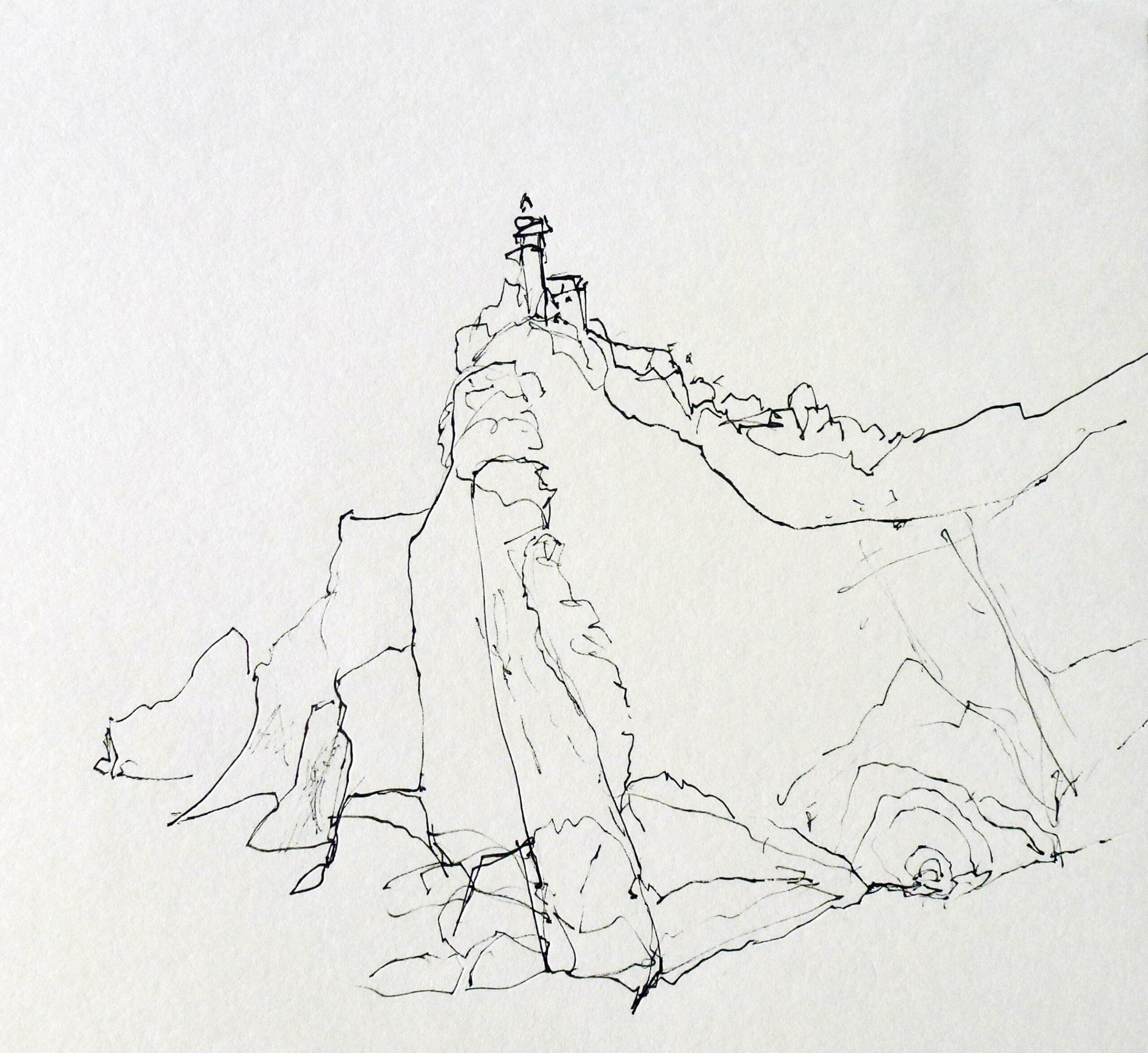 Filzstift, 20 x 20 cm